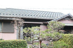 大垣市 三州 鶴弥 トライF40 防災瓦
