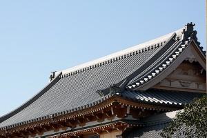 愛知県 本葺き